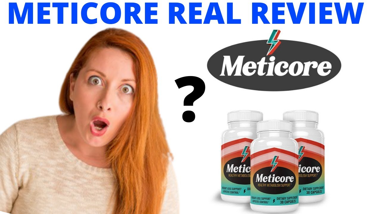 Understand How The Meticore Weight Loss Program Helps In Burning Fat