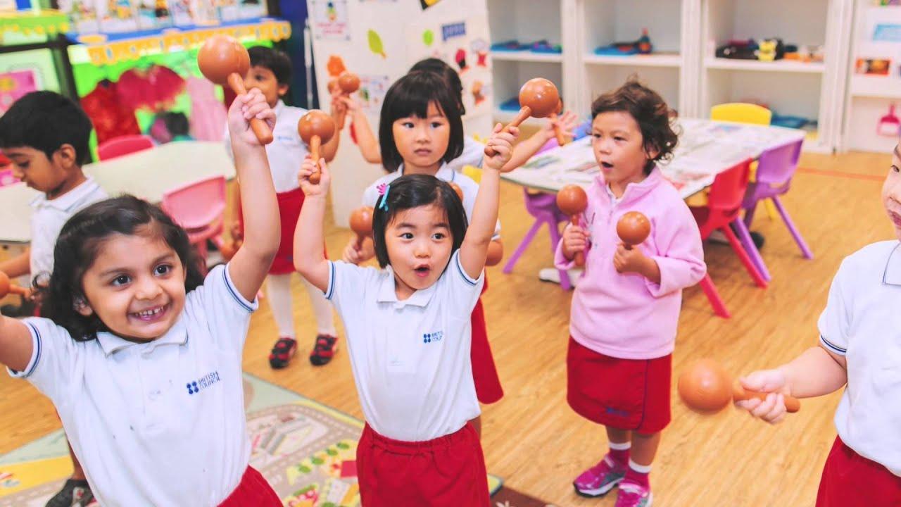 Pre-school Facilities in Singapore