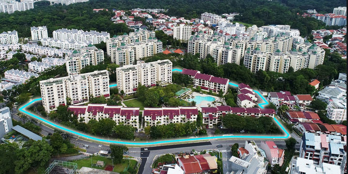 Forett at bukit timah: Singapore Top Residential Area