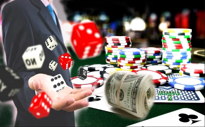 By playing at a Live Online Casino, players can interact with each other