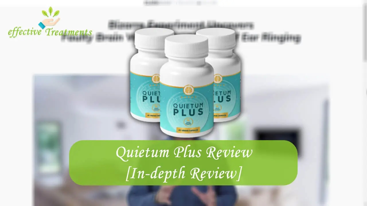 Cure Hearing Loss With Quietum Plus Ingredients