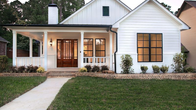 What Are the Top Reasons Why You Should Choose East Texas Homes Builders?