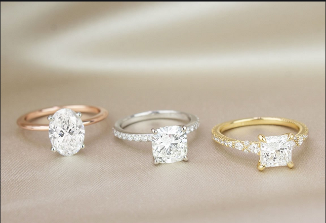 A Promising Future With Wedding bands And Rings