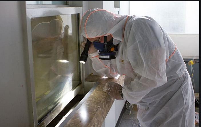Benefits Asbestos testing