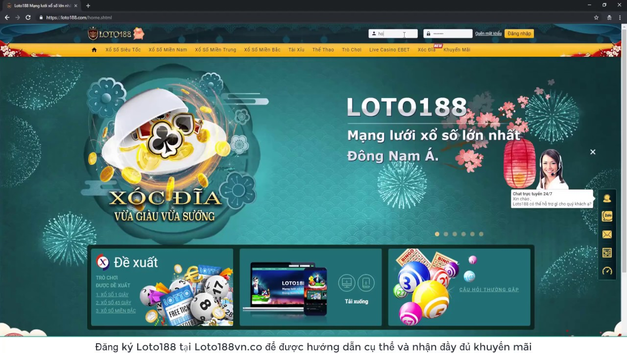 Loto188 And Important Ideas About It