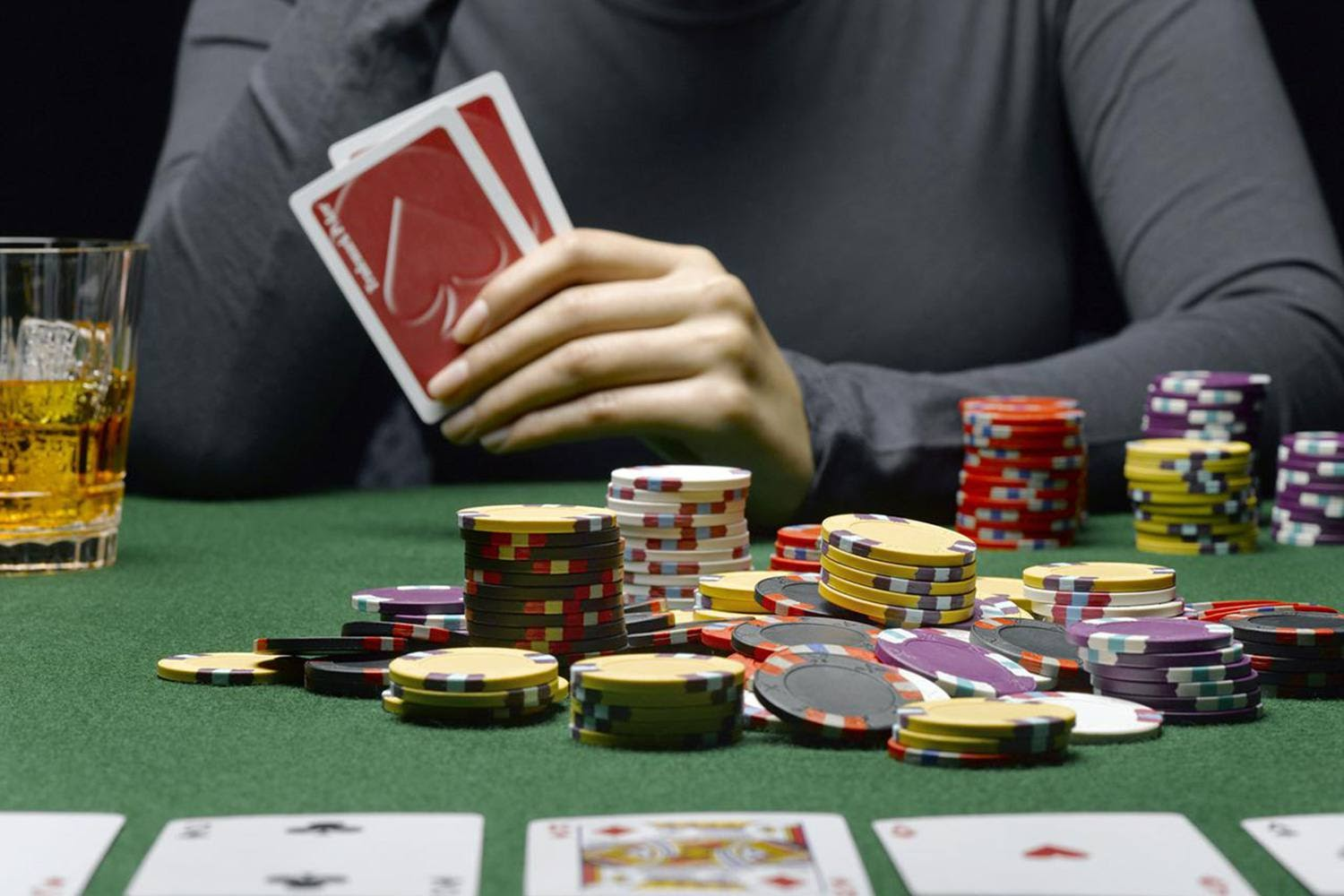 The online casino is well-liked throughout the world