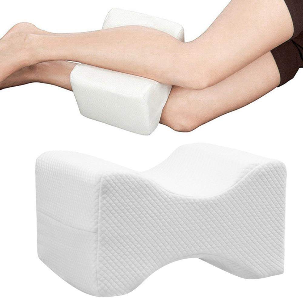 Better Sleep With Leg Pillow For Side Sleepers