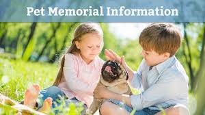 Lessons to buy or make a good Dog memorial gifts