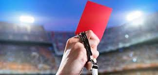 The Use Of Red Card In Soccer