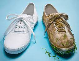 Read the method of how to clean white vans