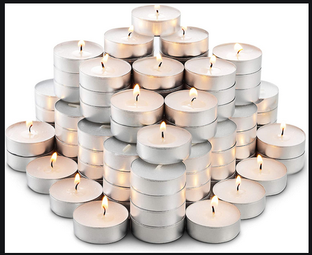 There is the possibility of acquiring the best bulk candles through the internet