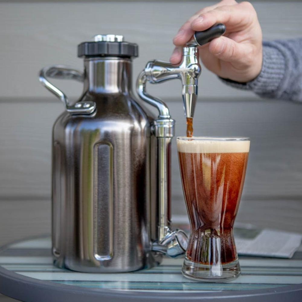 Get Your Perfect Mug Of Nitro Coffee At Home