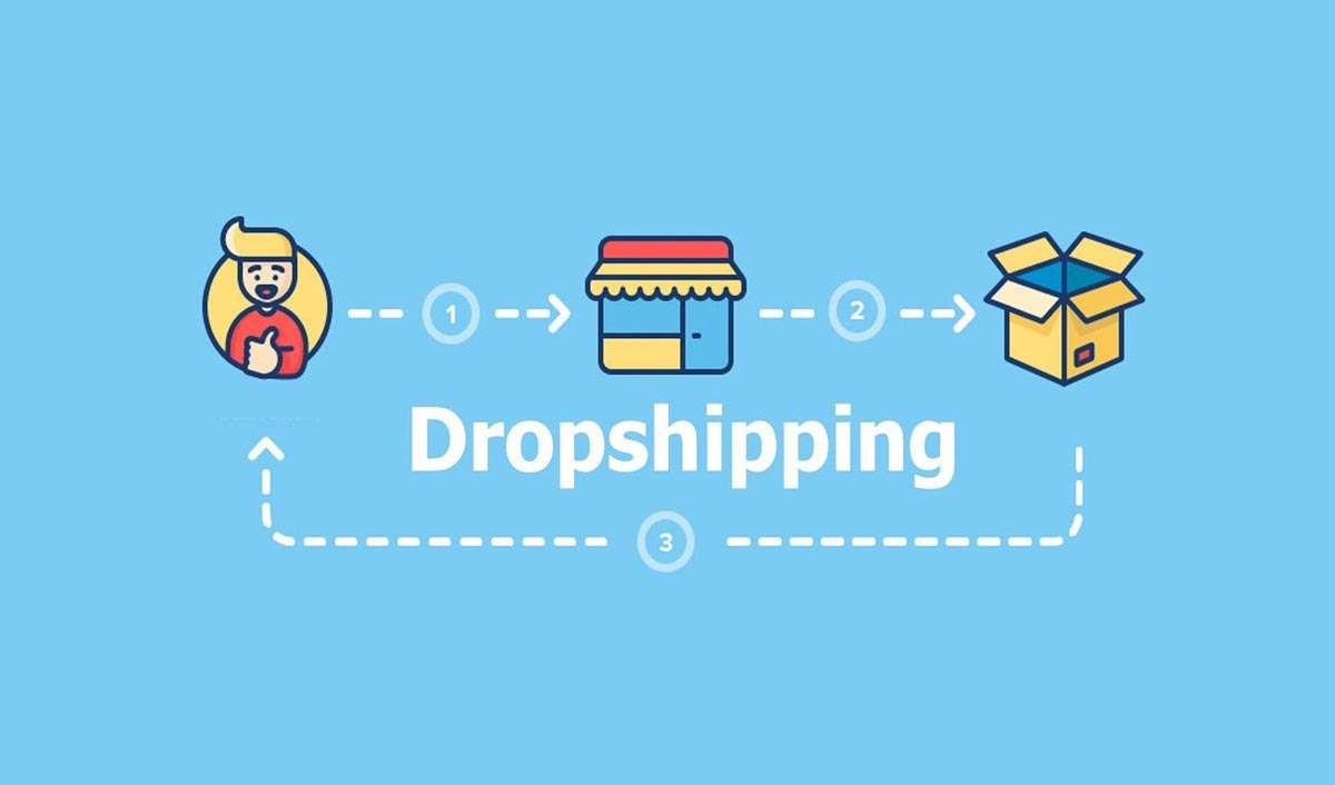 Start off your company with Dropshipping