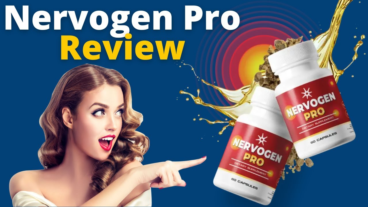 Nervogen Pro Reviews- Better For Your Health