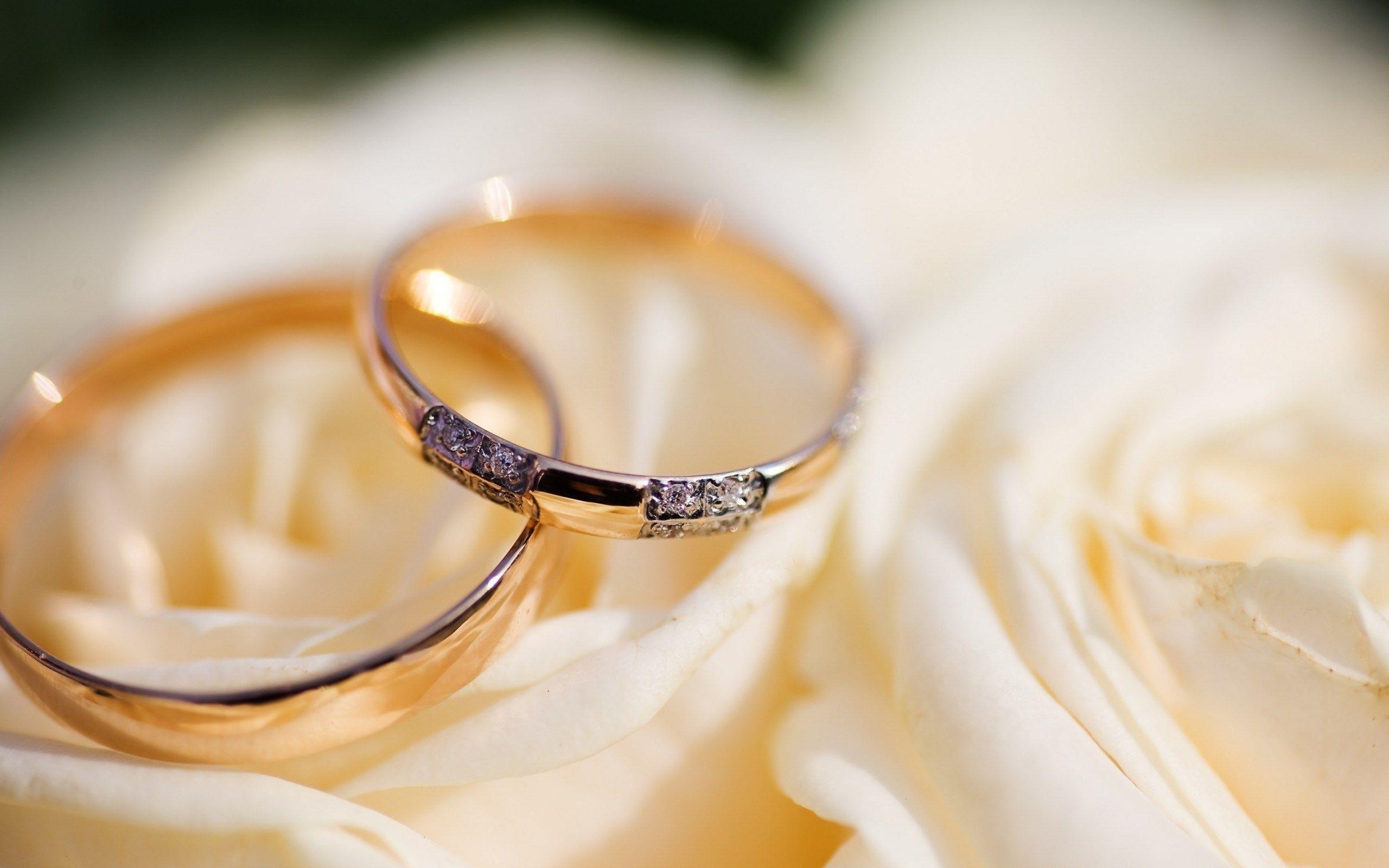 Couple Rings For The Ring Finger