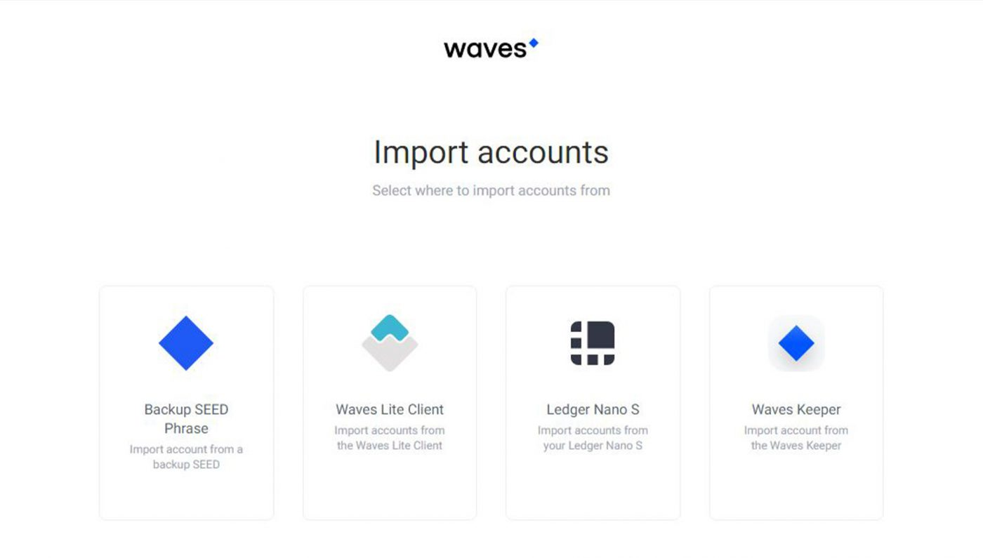 The best way things to Look at picking out your Waves lite wallet