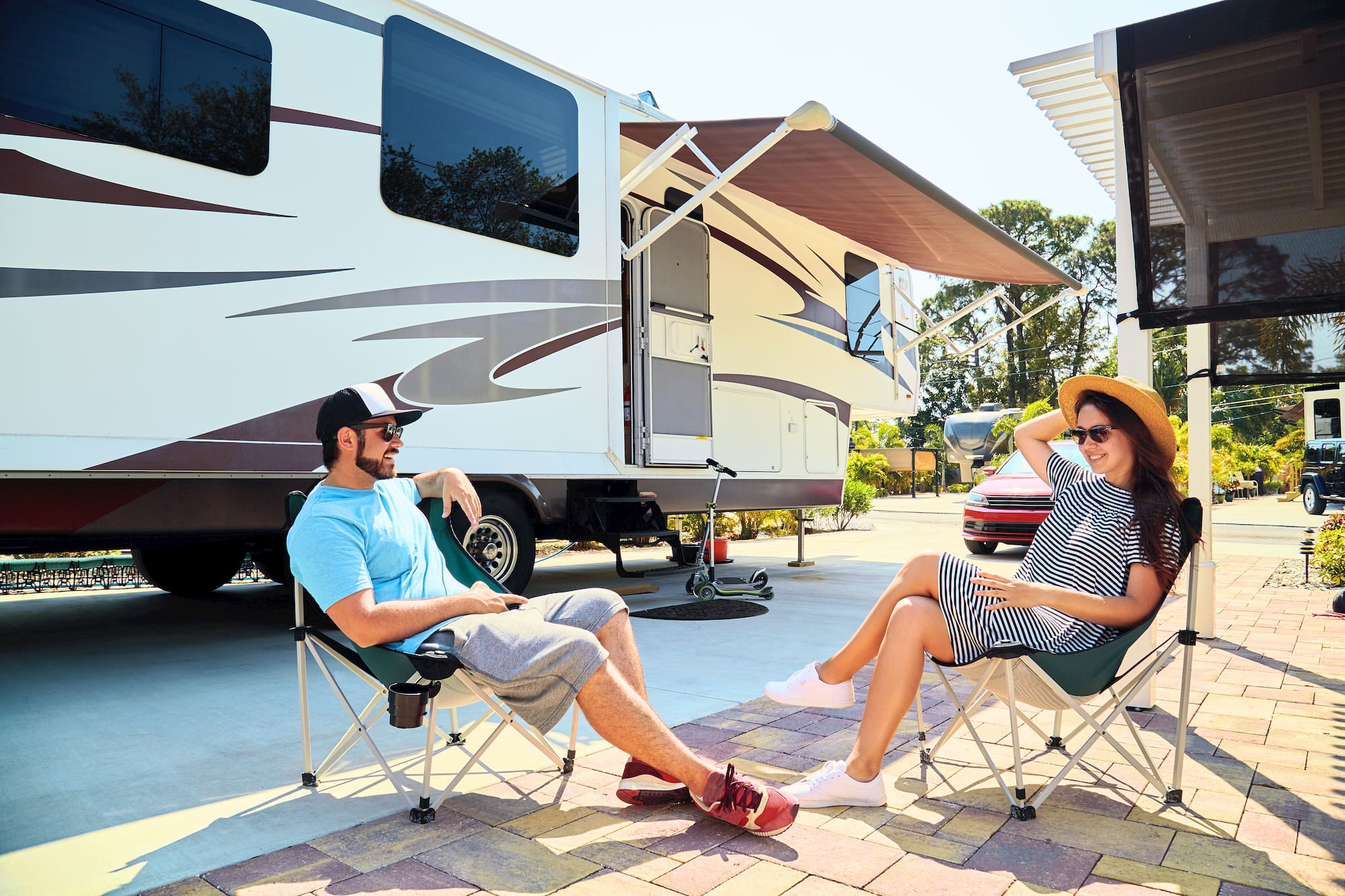 Take full advantage of RV Renting Michigan rates